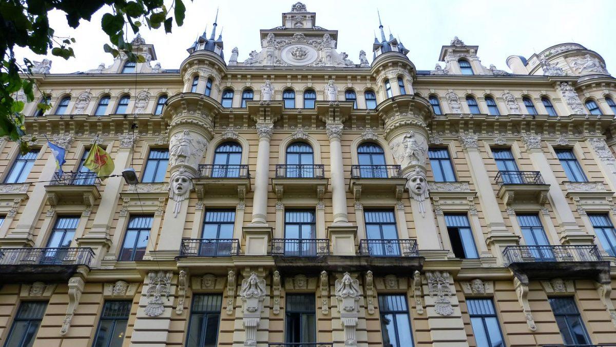 Riga_Art Nouveau