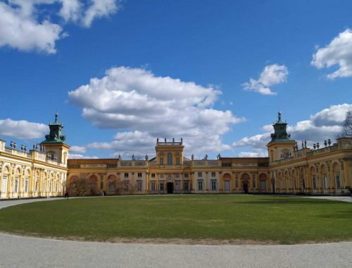 Wilanow Palace_Warsaw